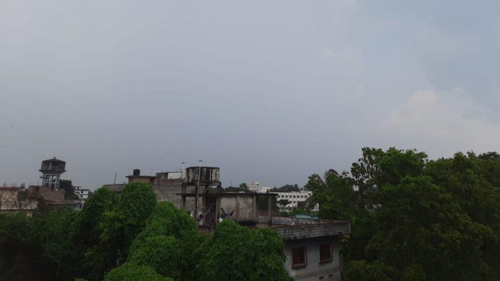 Weather Update Begusarai Bihar