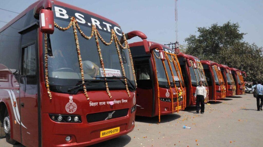 Bihar Bus Service