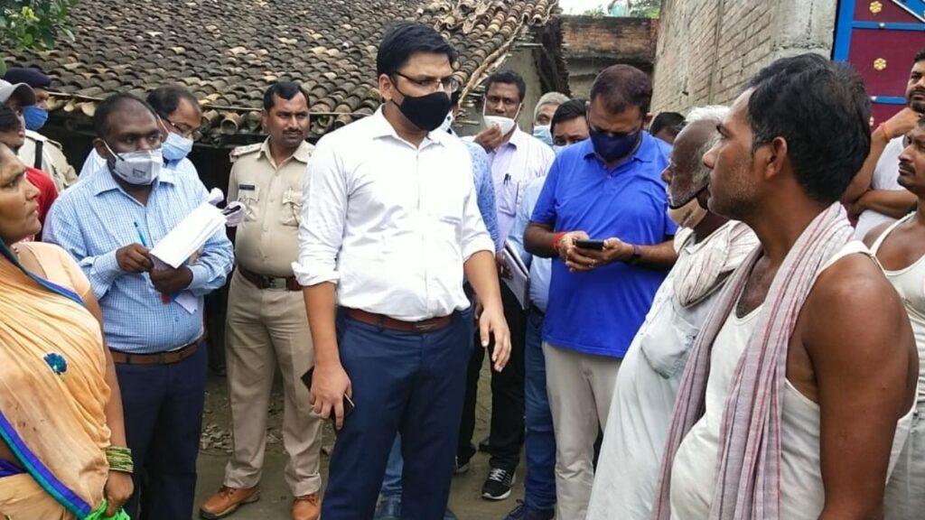 DM Begusarai Arvind Kumar Verma