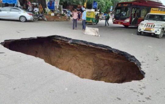 Delhi FLyover