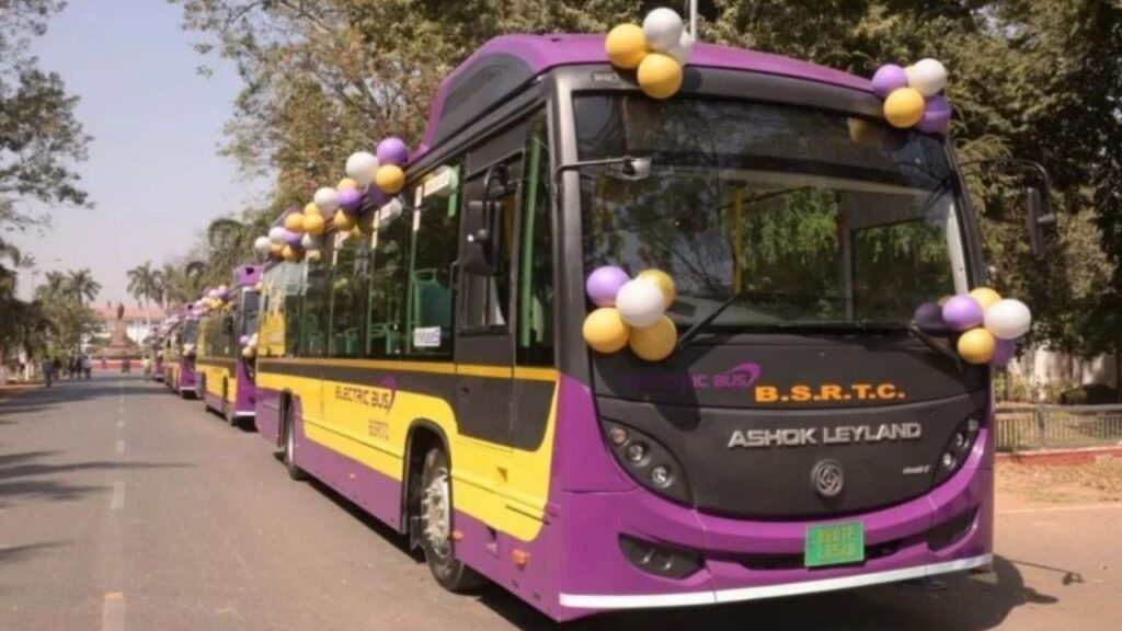 Electronics Bus Bihar