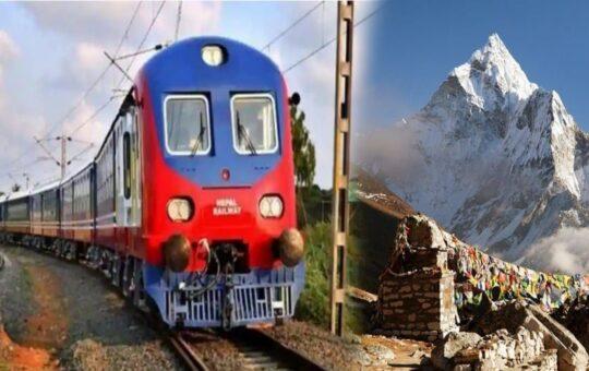 India Nepal Train Start Soon