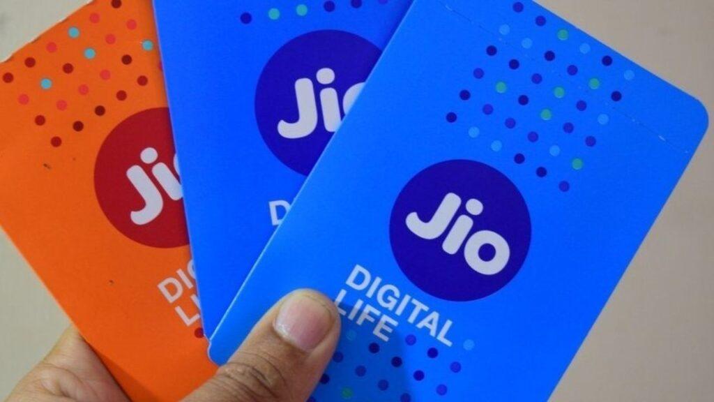 Jio Data Loan