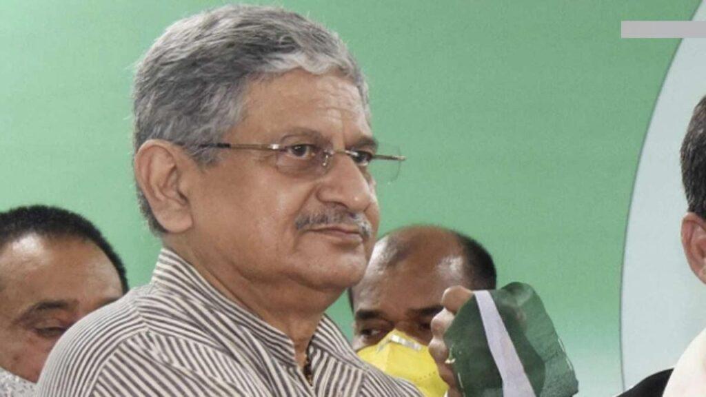 Lalan Singh JDU