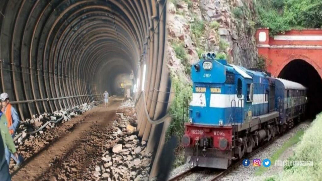 Munger Rail Surang Completed Soon