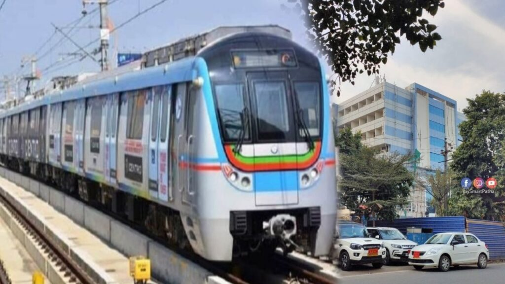 Patna Metro Office