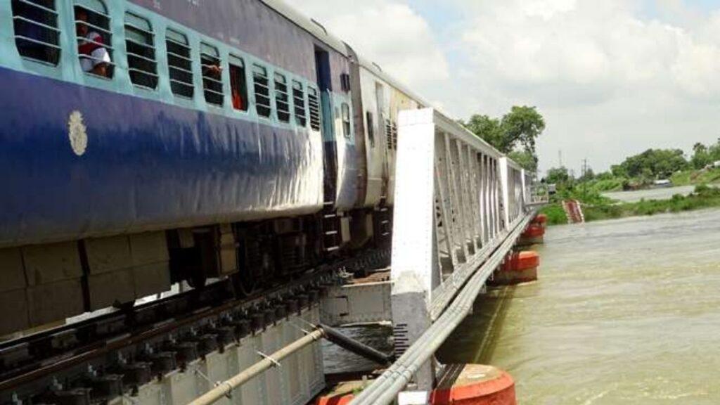 Railway Route Divert Bihar Flood