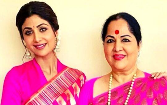 Shilpa Mother FIR