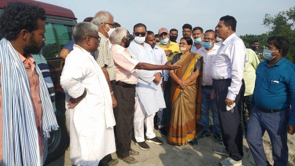 Water Resourses Minister Bihar