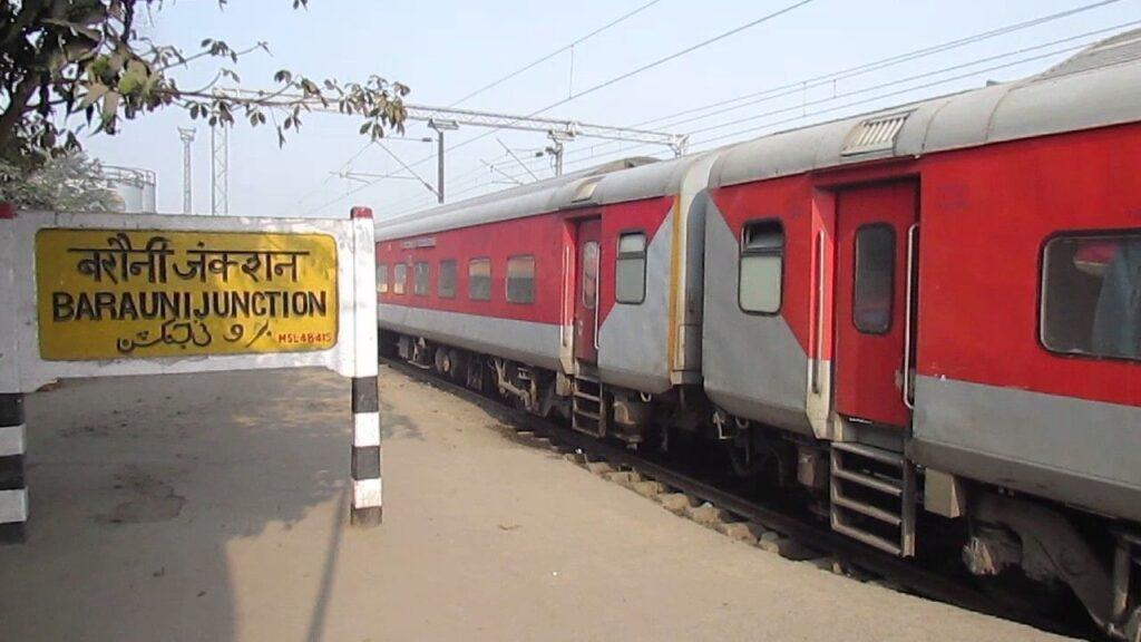 Barauni Junction