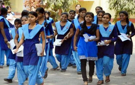 Bihar Matric Students
