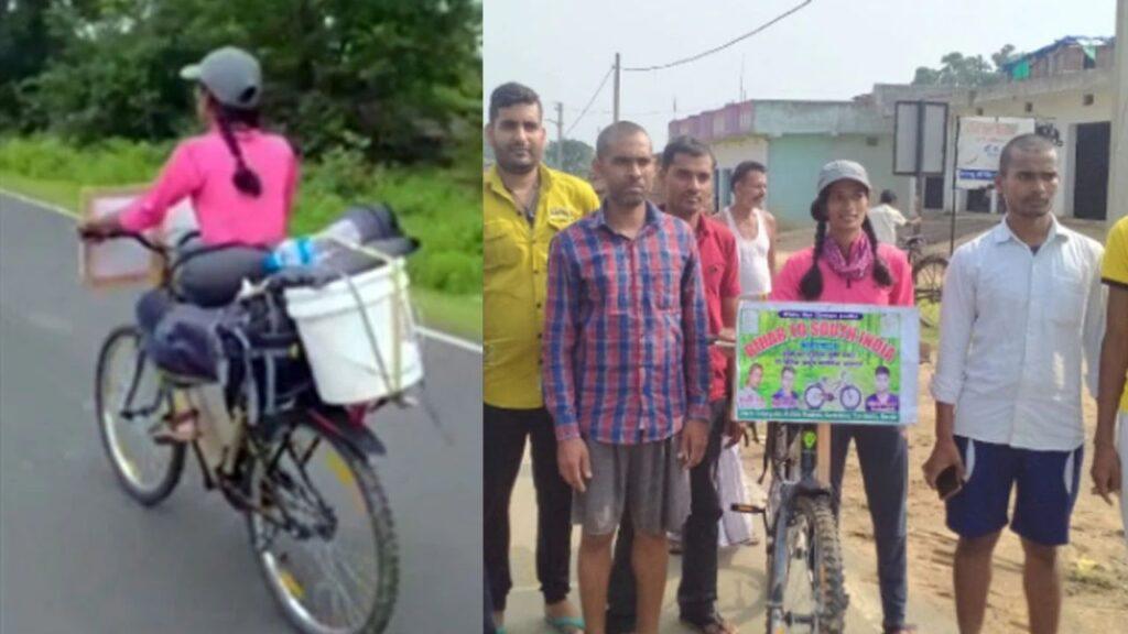 Bihar to Kerla By Cycle