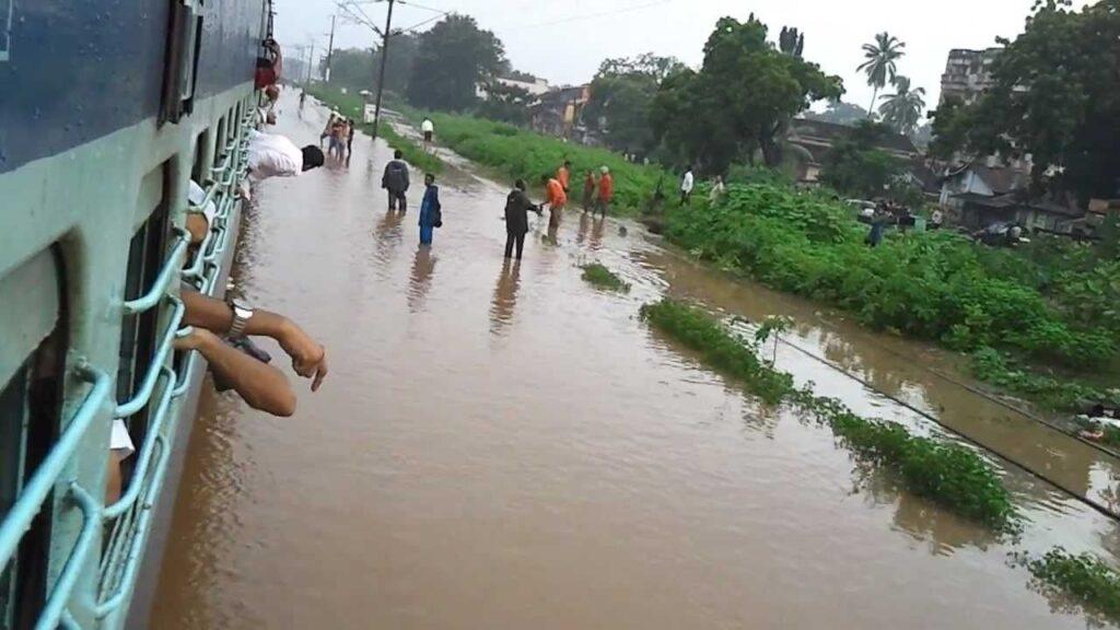 FLOOD RAILWAY