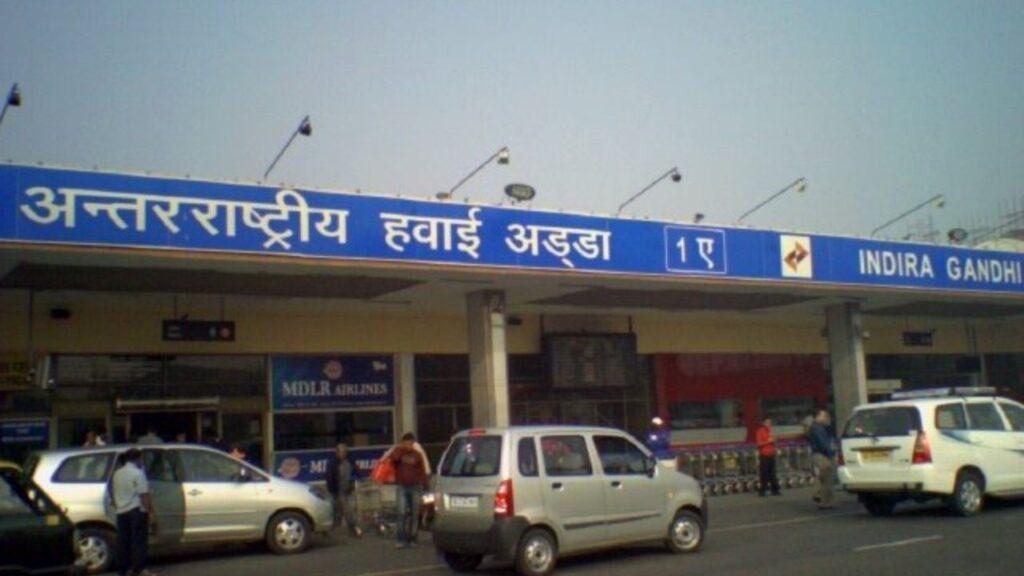Indra Gandi International Airport