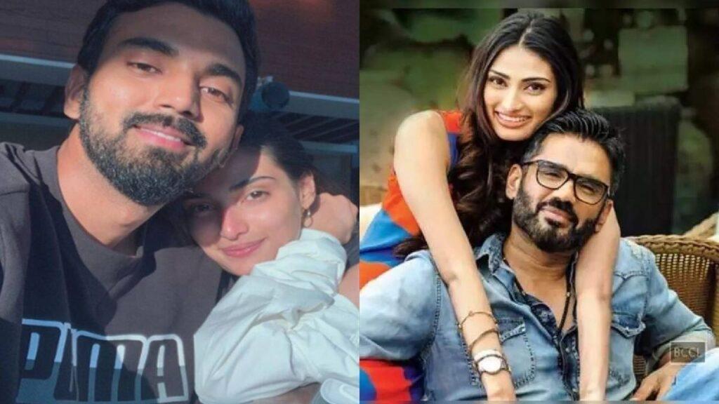 KL Rahul Girlfriend