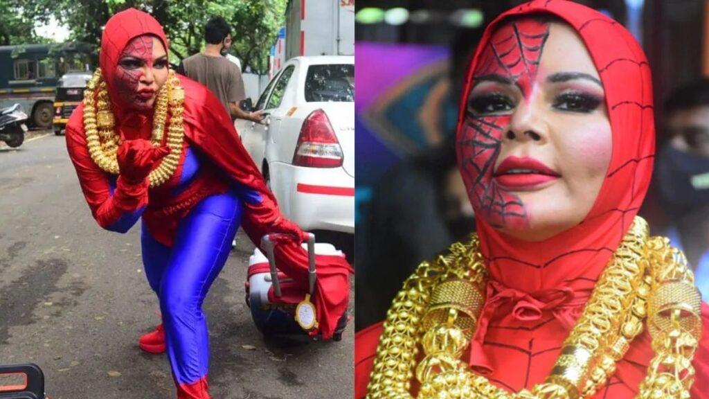 Rakhi Spider Man