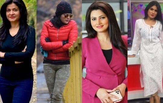 Top 5 Female Anchor India