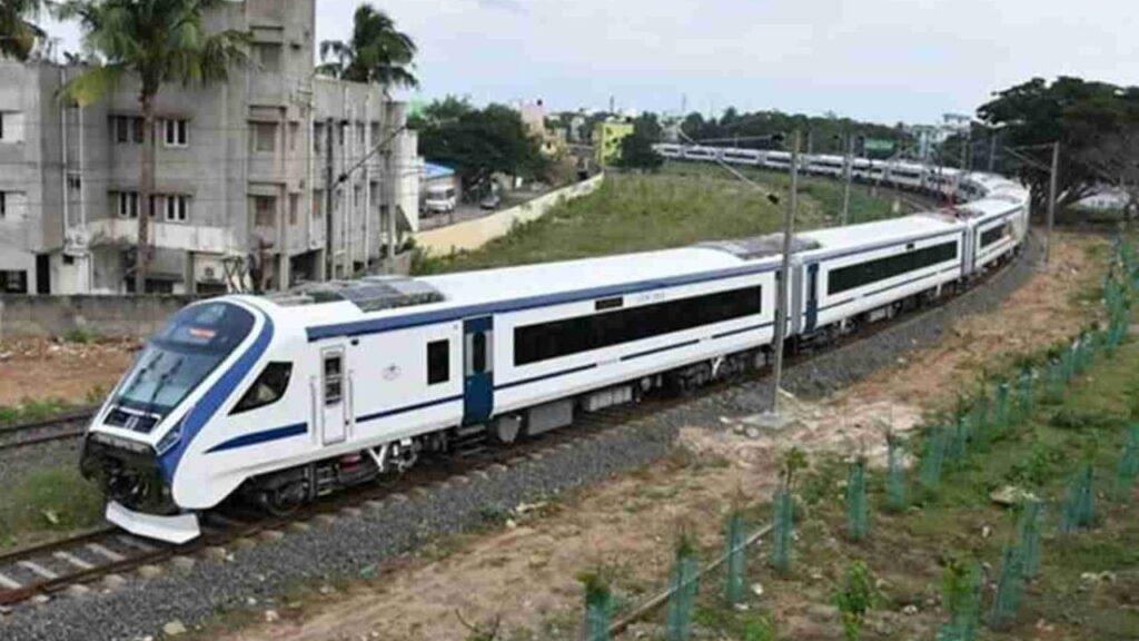 Wande Bharat Express