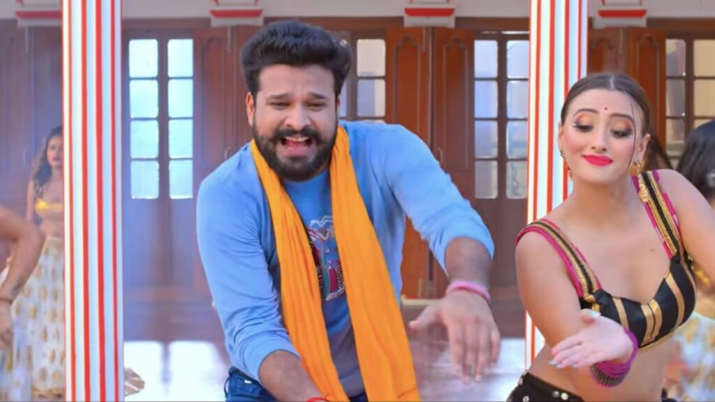 Actor ritesh pandey