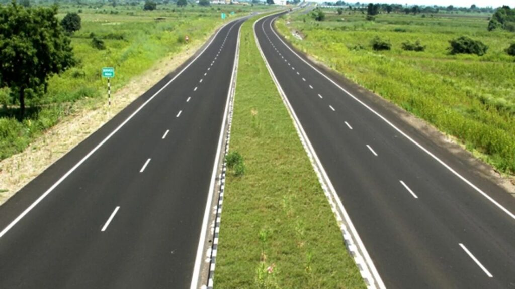 Green Field Road Bihar