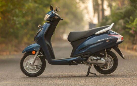 Honda Activa 6 G