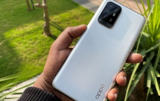 Oppo 5g Smart Phone