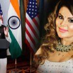 अमेरिका दौरे पर गए PM Modi से Rakhi Sawant ने रख दी ये डिमांड -Watch Video