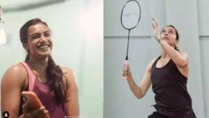 PV Sindhu Deepika Padukone