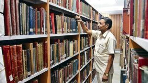 Indian Library