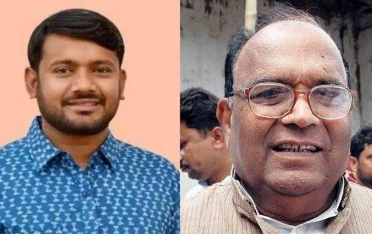 Kanhaiya kumar and bhola