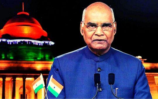 Ram nath kovind biography